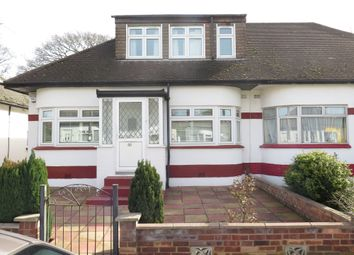 Thumbnail 4 bed semi-detached house for sale in Rosecroft Gardens, Twickenham