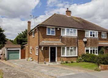 3 bed semi-detached house to rent in Langbourne Way, Claygate, Esher KT10