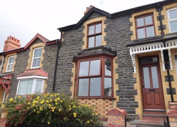Thumbnail 4 bed terraced house for sale in Dinas Terrace, Aberystwyth, Ceredigion