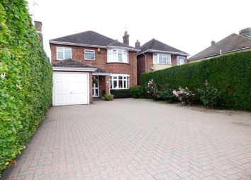 Thumbnail 4 bed detached house for sale in Oundle Road, Orton Longueville, Peterborough, Cambridgeshire