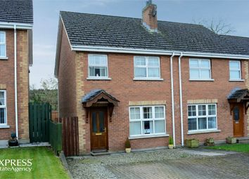 Thumbnail 3 bed semi-detached house for sale in Mill Brae, Dromara, Dromore, County Down
