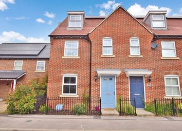 Thumbnail 3 bed terraced house for sale in Hudgell Road, Stansted
