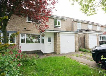 Thumbnail 3 bed semi-detached house for sale in Faversham Court, Newcastle Upon Tyne