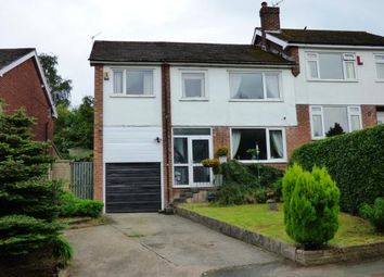 Thumbnail 5 bed semi-detached house for sale in Chantry Road, Disley, Stockport, Cheshire