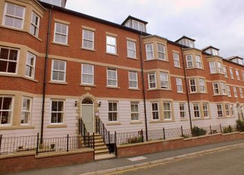 Thumbnail 2 bed flat to rent in Flat 9, Castle Heights, Marlborough Street, Scarborough