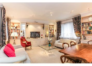 Thumbnail 2 bed flat for sale in Hungerford House, Napier Place, Kensington, London