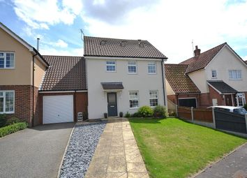 Thumbnail 4 bed semi-detached house for sale in Brocks Mead, Great Easton, Dunmow