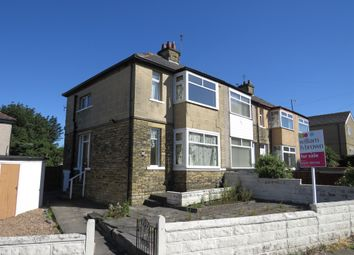 Thumbnail 3 bed end terrace house for sale in Raymond Drive, Bradford