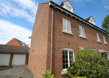 Thumbnail 4 bedroom semi-detached house to rent in Pine Close, Rendlesham, Woodbridge