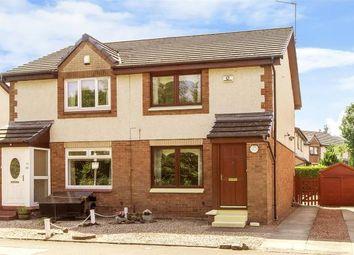 Thumbnail 2 bed semi-detached house for sale in Ben Vorlich Drive, Glasgow, Lanarkshire