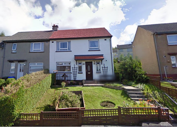 Thumbnail 3 bed terraced house for sale in Eriff Road, Dalmellington, Ayr