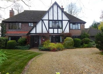 Thumbnail 5 bedroom detached house for sale in Cliddesden Court, Basingstoke