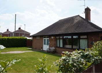 Thumbnail 3 bed bungalow for sale in First Avenue, Stafford