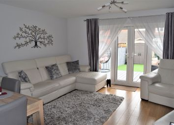 Thumbnail 2 bed terraced house for sale in Berberis Gardens, Rochester