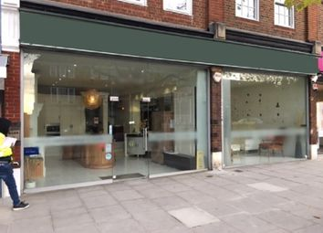Thumbnail Retail premises to let in High Road, Whetstone, London