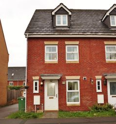 Thumbnail 3 bed semi-detached house to rent in St James Mews, Heath, Cardiff