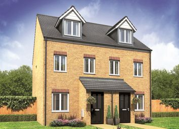 "Thumbnail 3 bed semi-detached house for sale in ""The Souter"" at Drayton High Road, Hellesdon, Norwich"