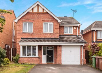 4 bed detached house for sale in Galahad Way, South Elmsall, Pontefract WF9