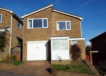 Thumbnail 4 bedroom detached house for sale in Oxenden Road, Sandgate, Folkestone, Kent