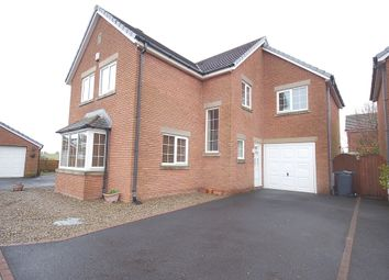 Thumbnail 4 bed detached house for sale in Furlong Green, Thornton-Cleveleys