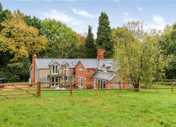 Thumbnail 5 bed detached house for sale in Ash Hill Common, Sherfield English, Romsey, Hampshire
