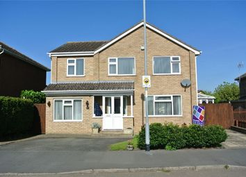 Thumbnail 5 bed detached house for sale in Beech Avenue, Bourne, Lincolnshire