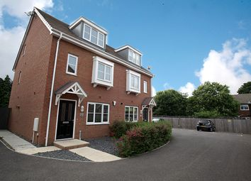 Thumbnail 3 bed semi-detached house for sale in Verde Close, Luton, Bedfordshire