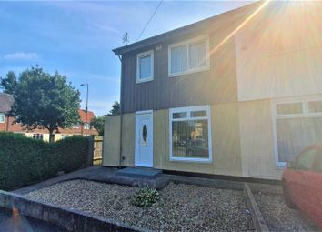 Thumbnail 3 bed semi-detached house for sale in Knapton Avenue, Hull