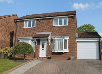 Thumbnail 4 bed detached house for sale in Cloverhill Drive, Kepier Chare, Crawcrook, Tyne & Wear.