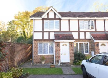 Thumbnail 2 bed semi-detached house to rent in Danesfield Close, Walton-On-Thames