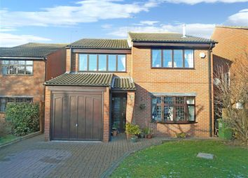 Thumbnail 4 bed detached house for sale in Heathleigh Drive, Langdon Hills, Basildon, Essex