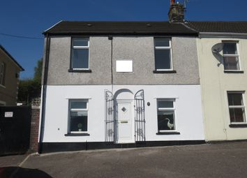 Thumbnail 3 bed terraced house for sale in River Street, Treforest, Pontypridd