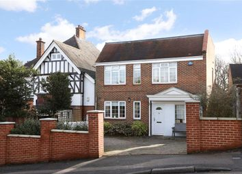 Thumbnail 4 bed detached house for sale in Arthur Road, Wimbledon