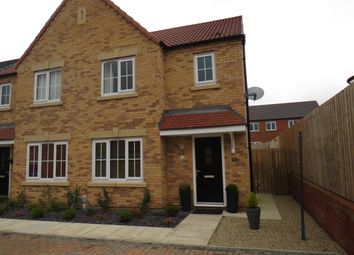 Thumbnail 3 bed semi-detached house for sale in Granary Court, Dale Road, Elloughton, Brough