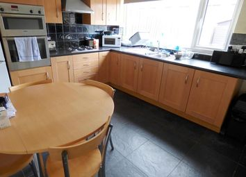 Thumbnail 2 bed terraced house to rent in Lea Croft Road, Crabbs Cross, Redditch