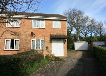 Thumbnail 3 bed semi-detached house to rent in Marsh Close, Yarnton, Kidlington