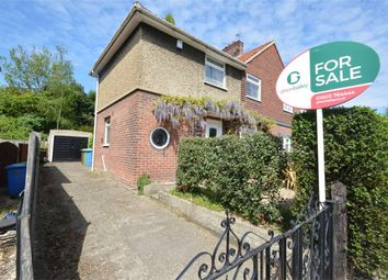 Thumbnail 3 bed semi-detached house for sale in Mile Cross Road, Norwich