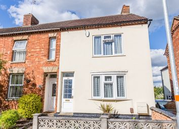 Thumbnail 3 bed end terrace house for sale in Finedon Road, Irthlingborough, Wellingborough