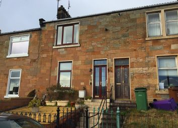 Thumbnail 2 bedroom terraced house for sale in Eastcroft Terrace, Springburn, Glasgow