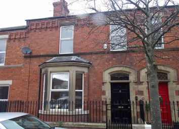 Thumbnail 4 bed town house to rent in Mulcaster Crescent, Carlisle, Carlisle