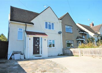 Thumbnail 3 bed semi-detached house for sale in Beatty Road, Stanmore, Middlesex