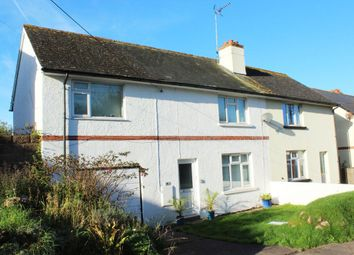 Thumbnail 4 bedroom semi-detached house for sale in Lea Road, Otterton, Budleigh Salterton