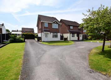 Thumbnail 3 bed detached house for sale in Falcon Drive, Crewe
