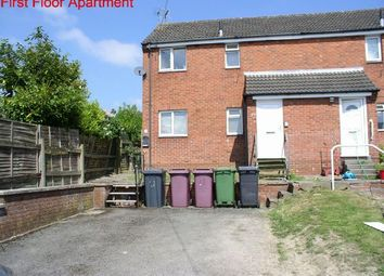 Thumbnail 1 bed flat for sale in Larchdale Close, Broadmeadows, South Normanton, Alfreton