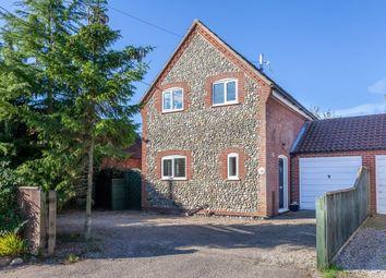 Thumbnail 3 bed link-detached house for sale in Barney Road, Fulmodestone, Fakenham