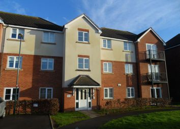 Thumbnail 2 bed flat for sale in Burlywood Close, Allesley Village, Coventry