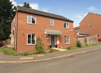 Thumbnail 4 bed detached house for sale in Bramble Close, Little Billing, Northampton