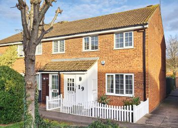 Thumbnail 3 bedroom end terrace house for sale in Tarpan Way, Broxbourne