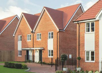 Thumbnail 3 bedroom semi-detached house for sale in Hammonds Ridge, Burgess Hill