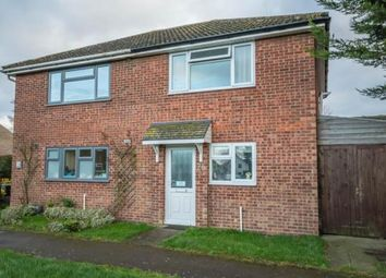 Thumbnail 2 bed semi-detached house for sale in Waterbeach, Cambridge, Cambridgeshire